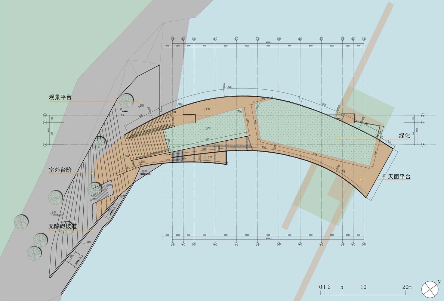 广州顺德龙舟博物馆建筑设计 / 李晓东工作室