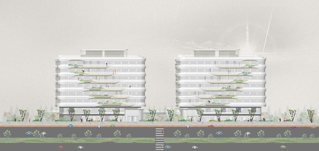 北京E_ZIKOO智慧谷•阿尔法学园规划建筑设计/JUND骏地设计