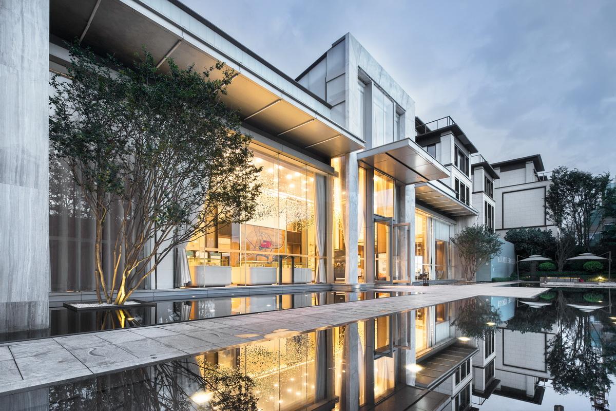 福建正荣 · 白棠云麓建筑设计/DC国际