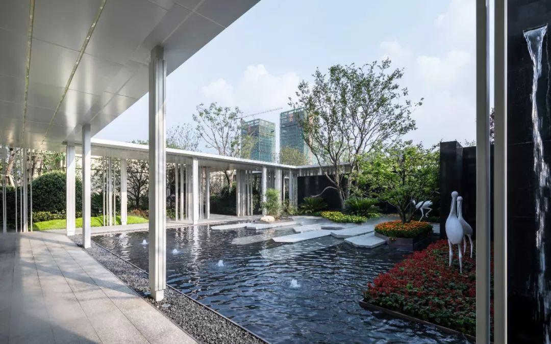郑州瀚宇·天悦城景观设计/蓝调国际
