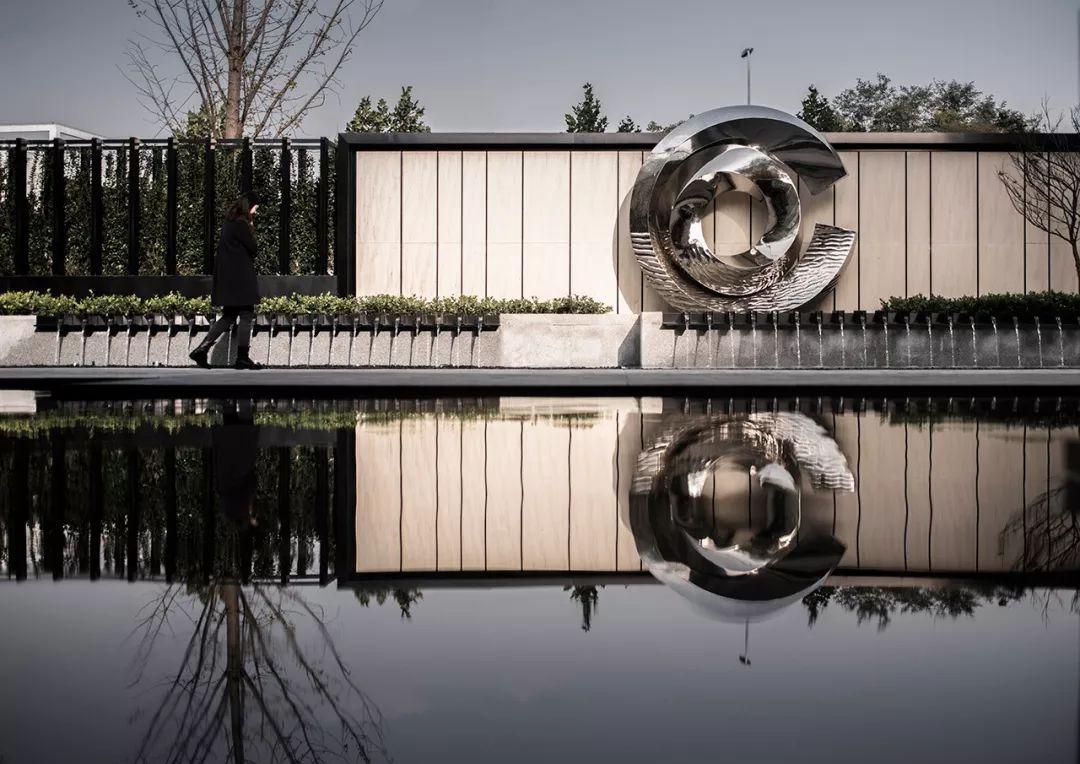 上海大华•公园城市展示区景观设计 / EADG泛亚国际