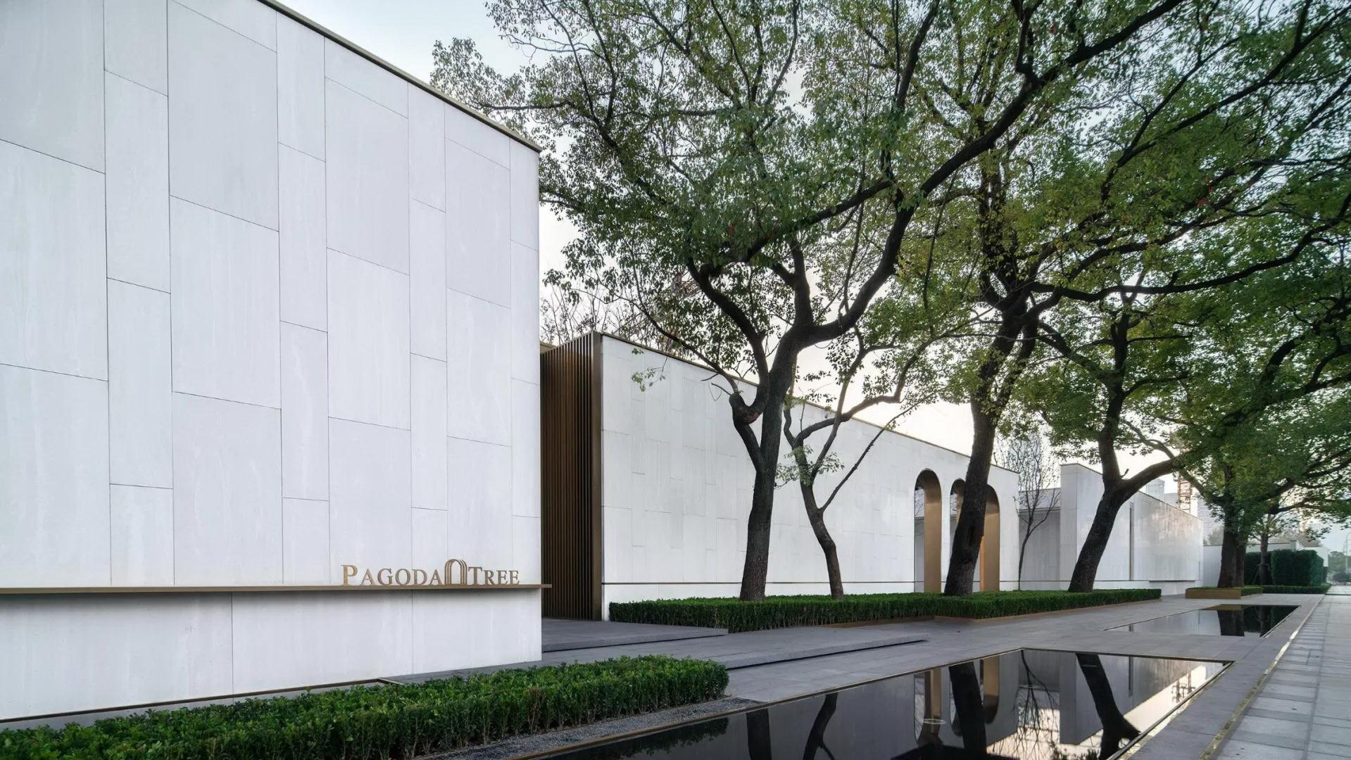 宁波万科槐树路256号建筑设计 /致逸设计