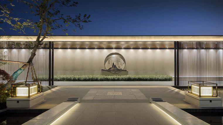 阳光城蚌埠麓山悦景观设计/罗朗景观