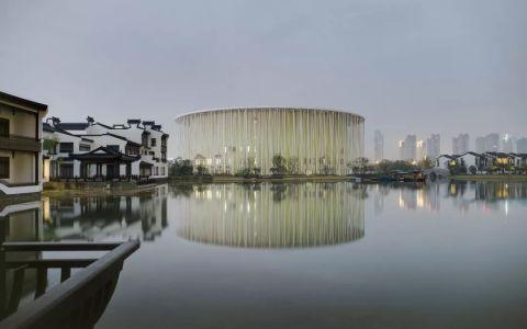 无锡太湖剧院建筑letou国际米兰下载 / Steven Chilton Architects