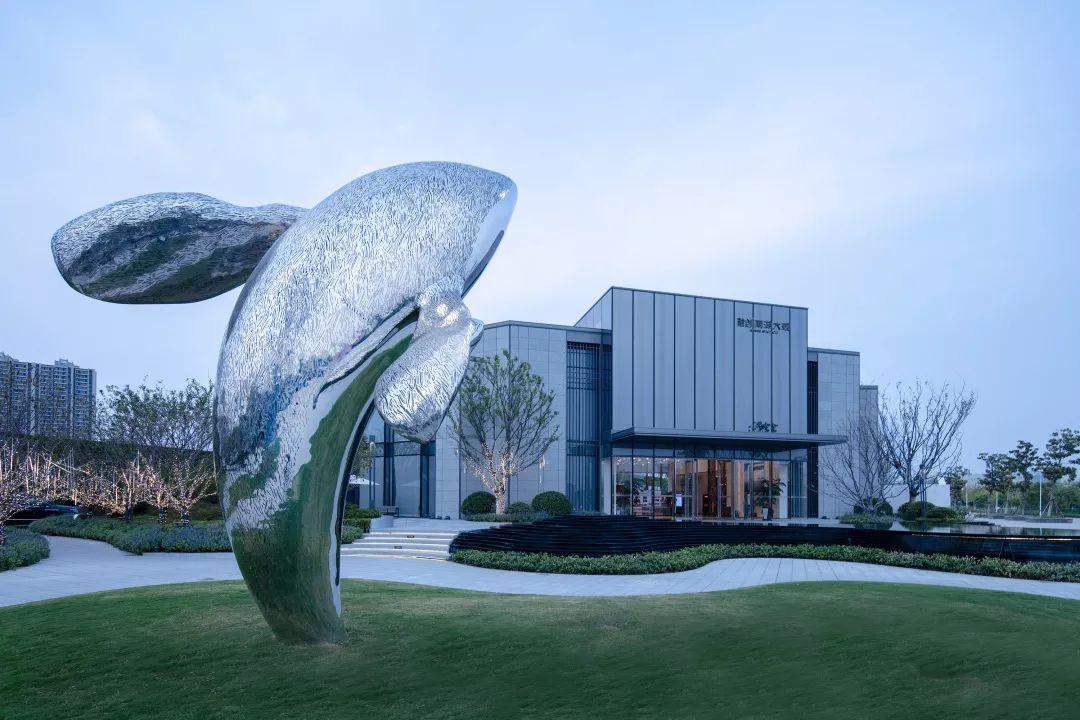 亳州融创·南湖大观示范区景观设计 /  魏玛景观