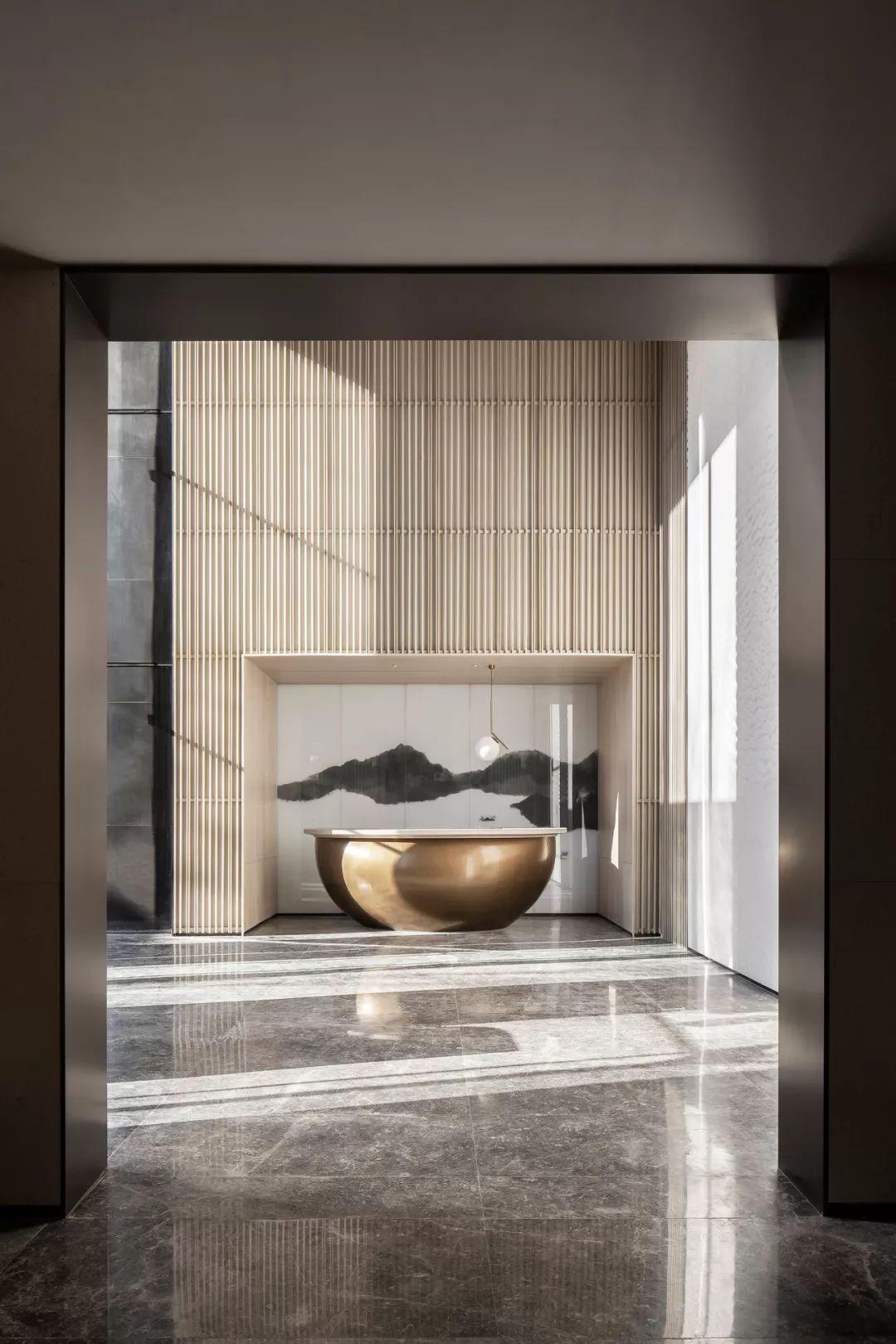 哈尔滨中海·和院营销中心室内设计 / 李益中空间设计