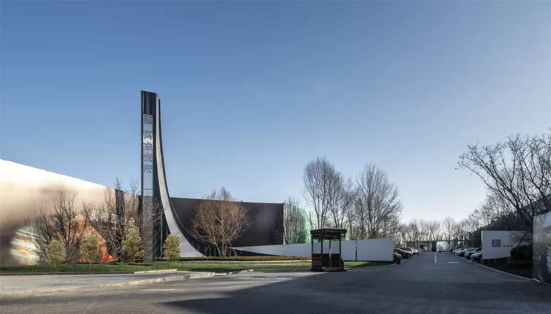 北京华润·万橡悦府景观设计 / 犁墨景观