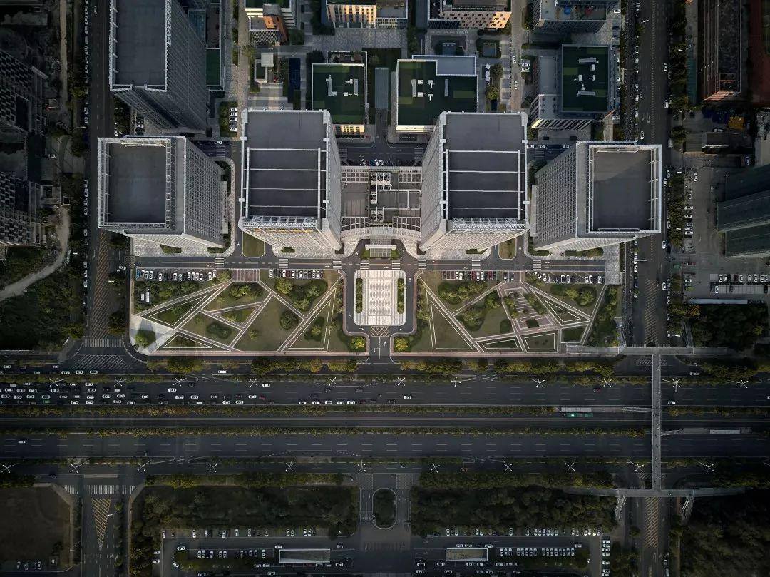 合肥金融港二期建筑设计/AAI国际建筑