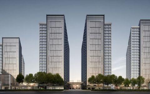 合肥金融港二期建筑letou国际米兰下载/AAI国际建筑