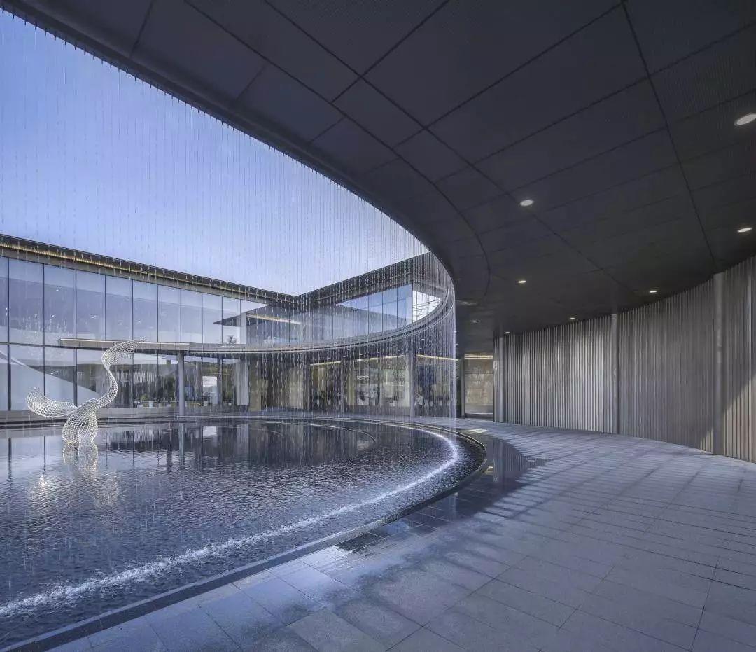 西安·中梁壹号院景观设计 / 上海集塔景观建筑设计有限公司