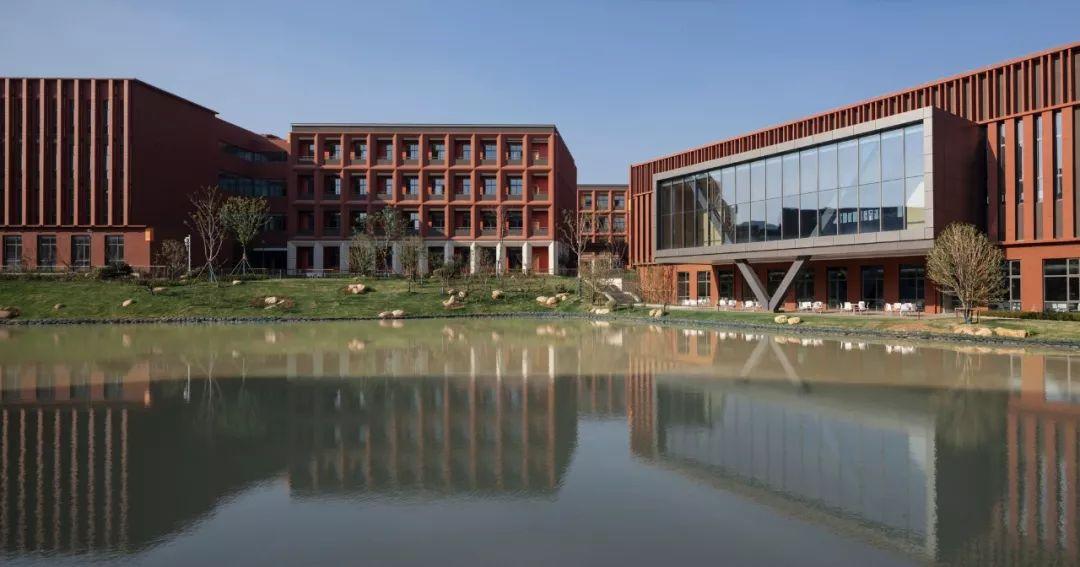 南京外国语学校方山校区建筑设计 / GLA建筑设计