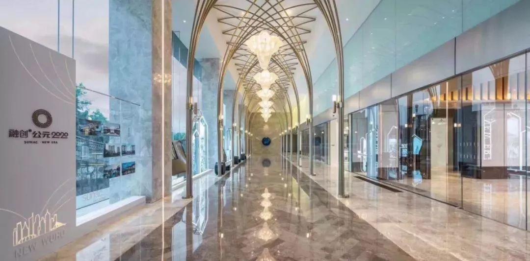 融创公元2020美学示范区建筑设计 / AAI国际建筑师事务所