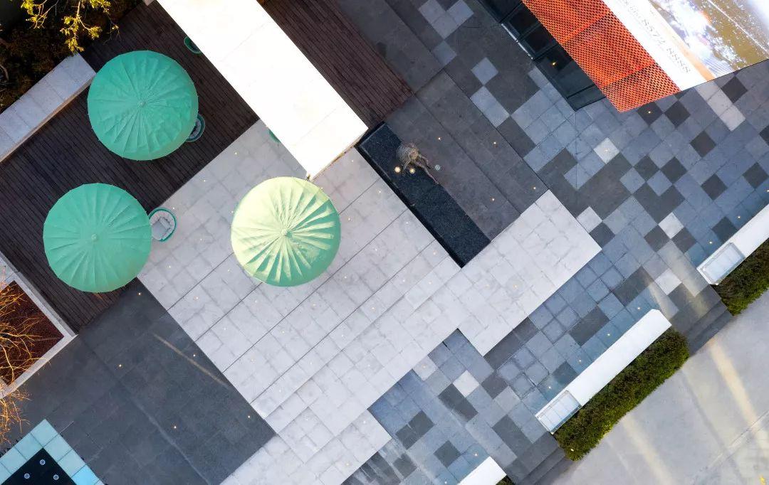 哈尔滨万科·滨江大都会 景观设计 / 道远景观设计