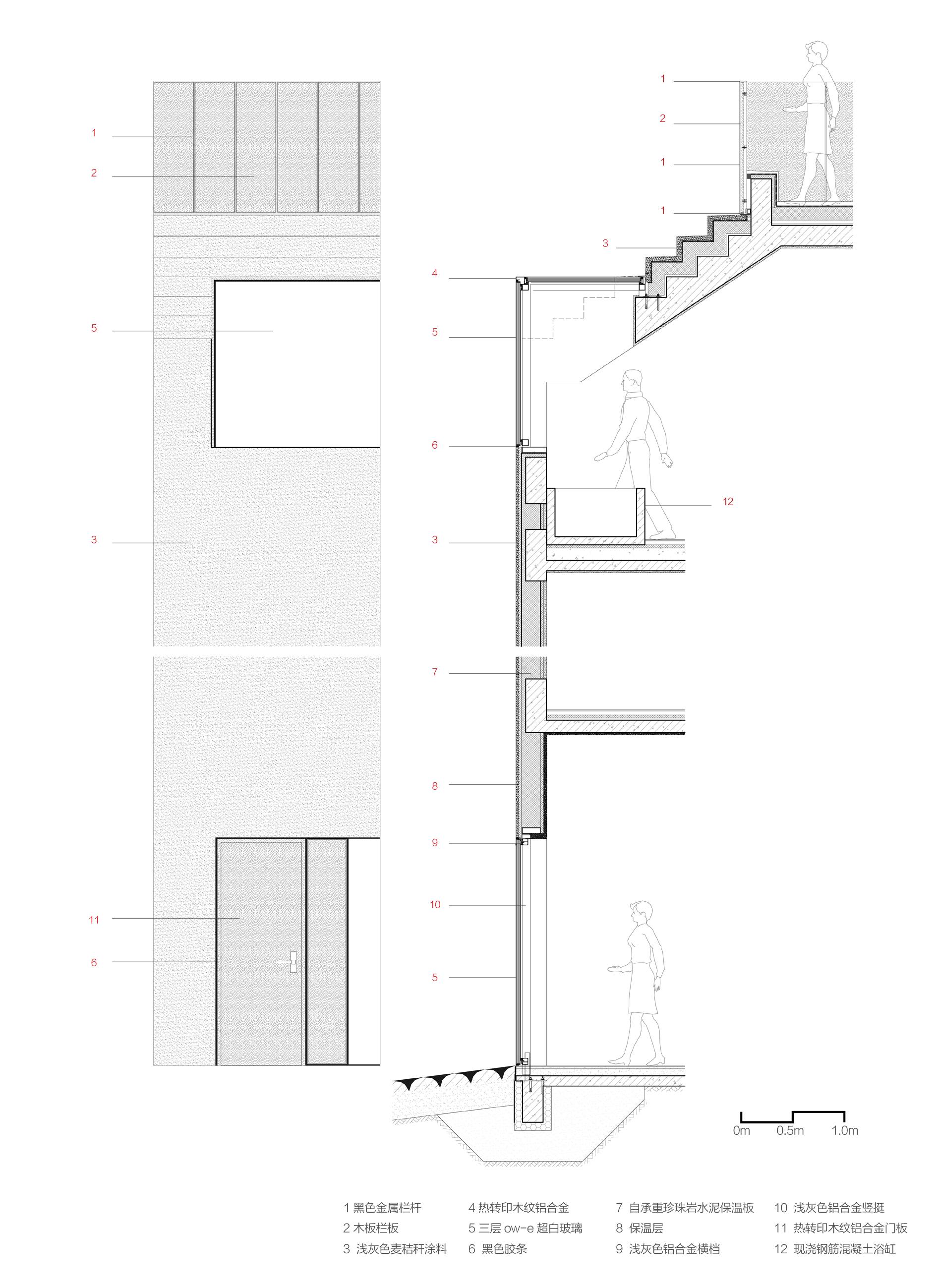 河北隆化热河山谷天空院子建筑设计 /  gad