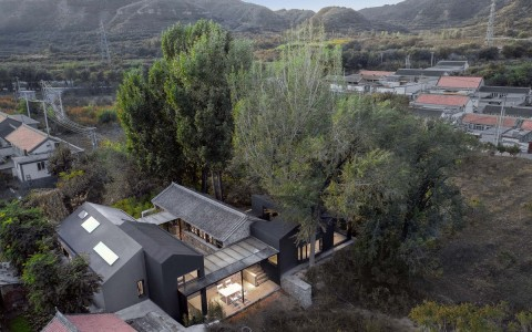北京张家庄村树下院建筑letou国际米兰下载 / 空间进化