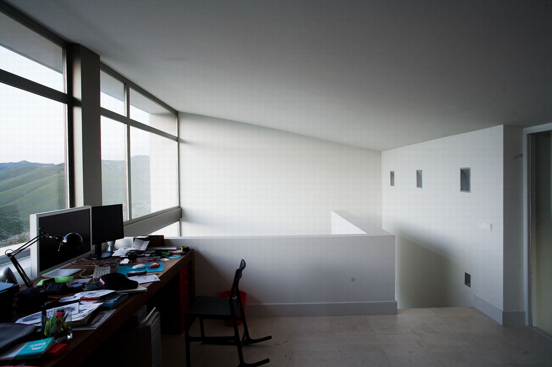 马德里家庭工作室建筑设计 / Otto Medem de la Torriente
