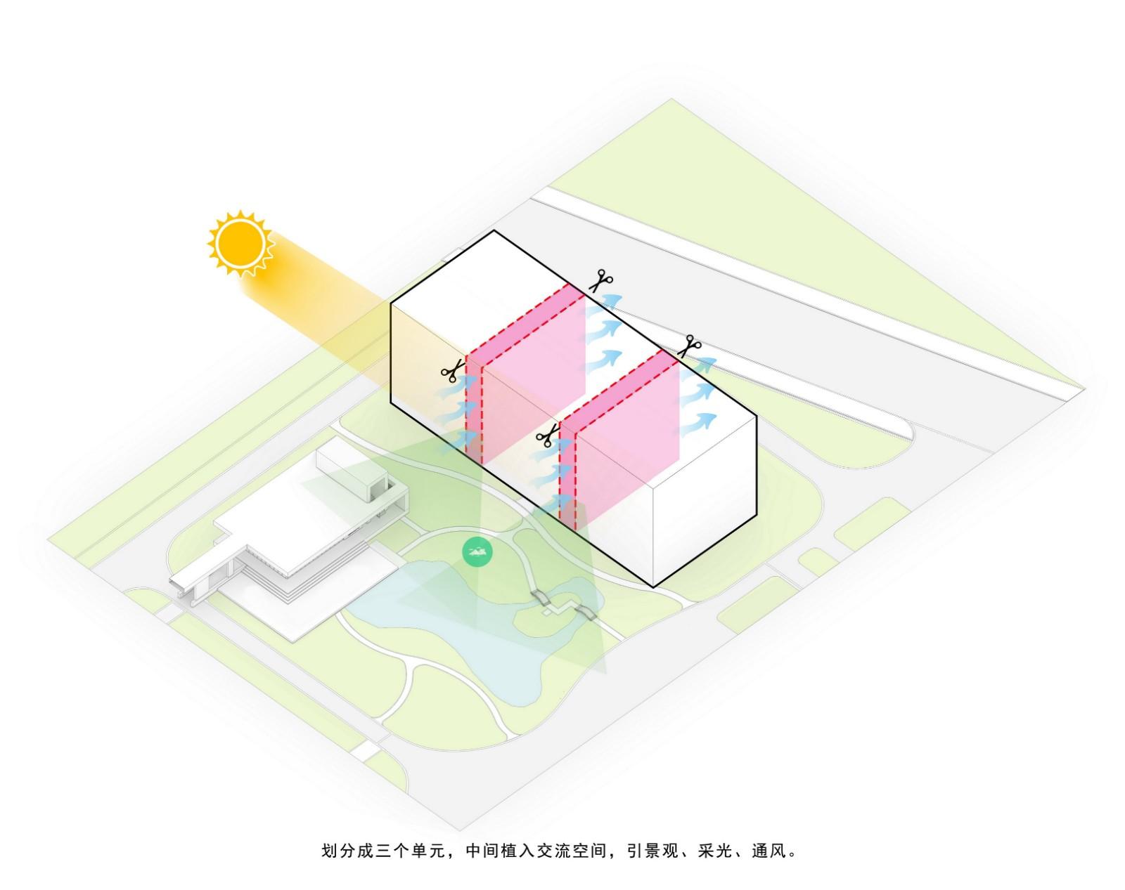 杭州第二中学钱江校区学生宿舍楼 / UAD浙大设计院