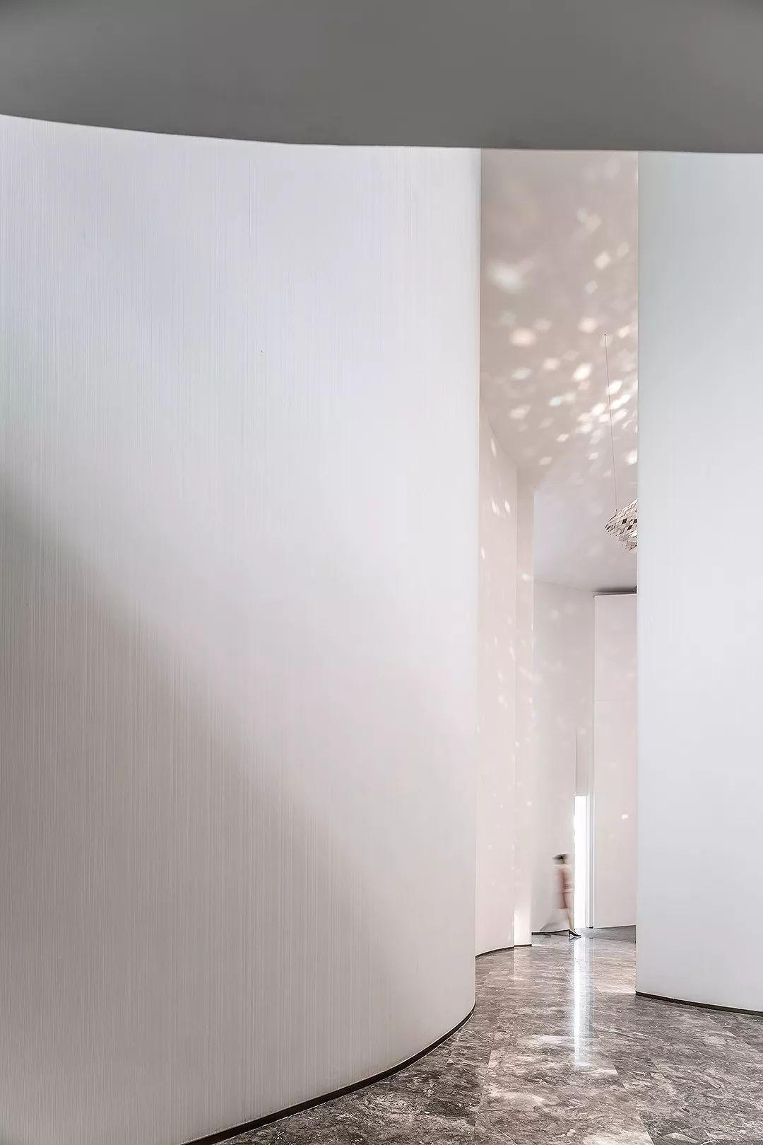 上海龙湖·春江天越营销中心室内设计 / G-ART集艾