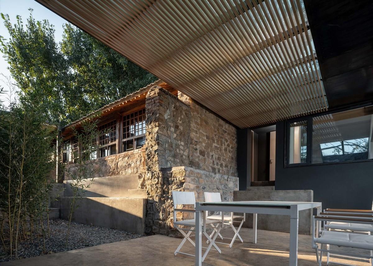 北京张家庄村树下院建筑设计 / 空间进化