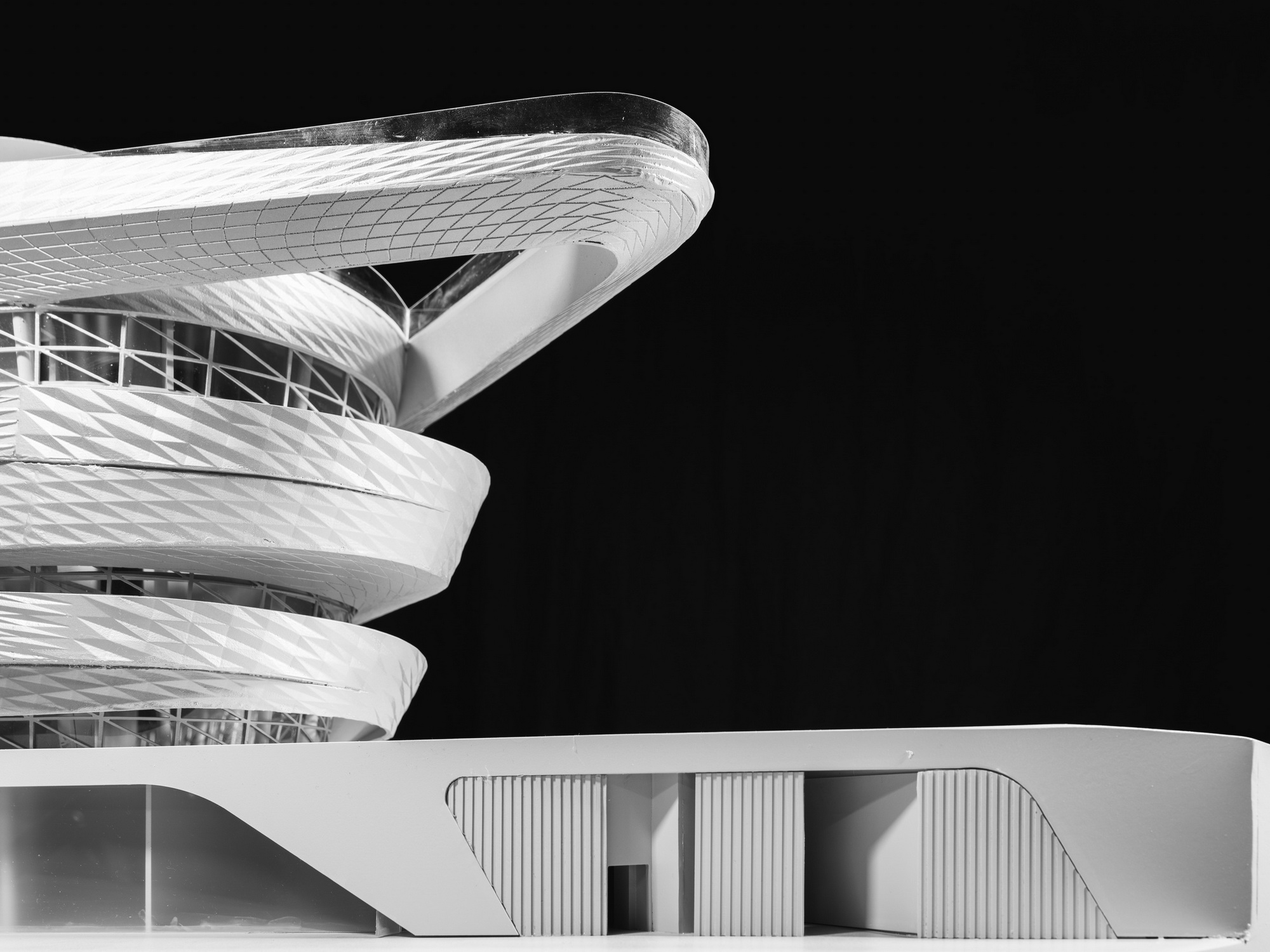 杭州钱塘江博物馆建筑设计 / gad · line+ studio