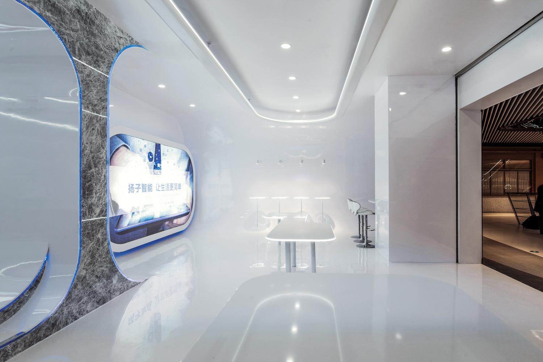 上海穿梭·智能生活体验馆 / 平介设计