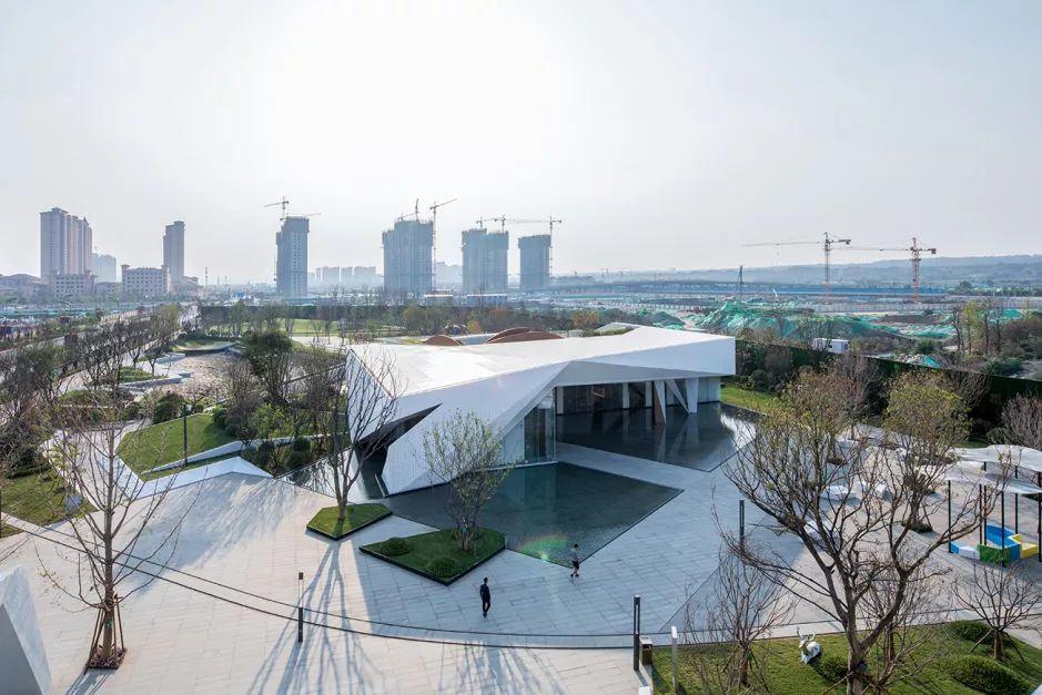 西安·万科·理想城建筑设计 / AAD长厦安基