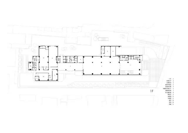 上海棋院 建筑设计 / 曾群