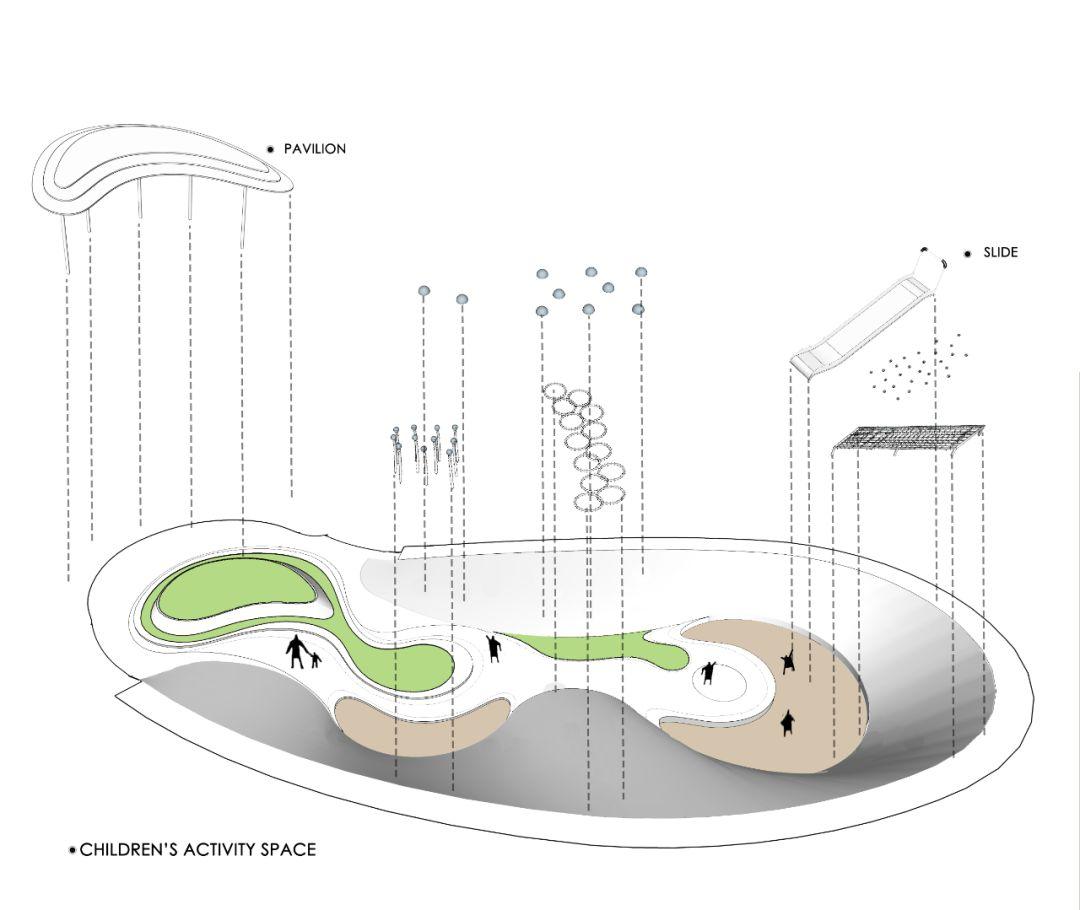 合肥旭辉铂悦天汇景观设计 / ALSA法国埃尔萨景观