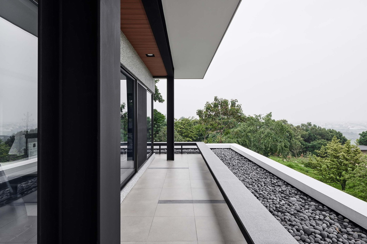台湾独立住宅—平台之家建筑设计 / 原典建筑师事务所