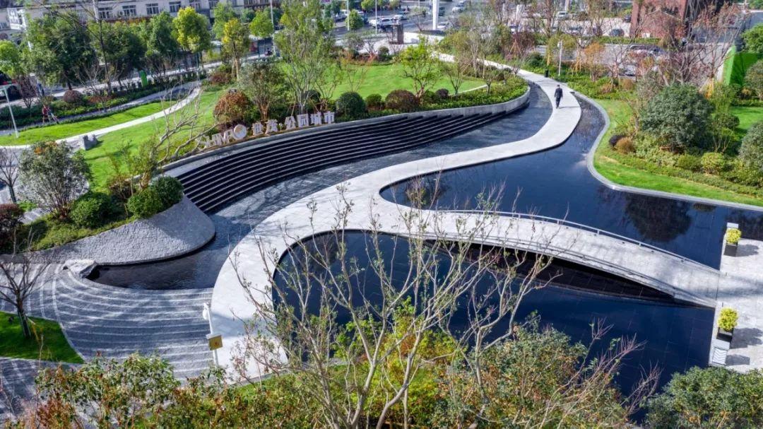 安徽世茂公园城市景观设计 / 冉地设计