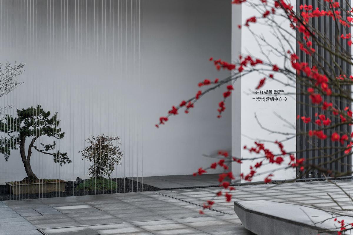 乌镇大发德商 · 熙悦花苑建筑设计 / 上海天华建筑设计