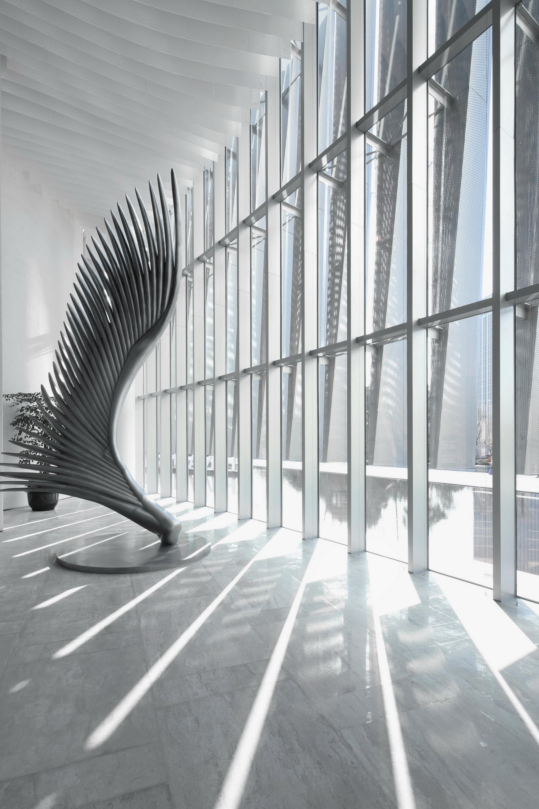张家港智慧科学城城市展厅建筑设计 / 天华设计
