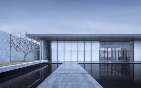 南昌融创玖玺台漂浮书院示范区建筑letou国际米兰下载 / AAI国际建筑
