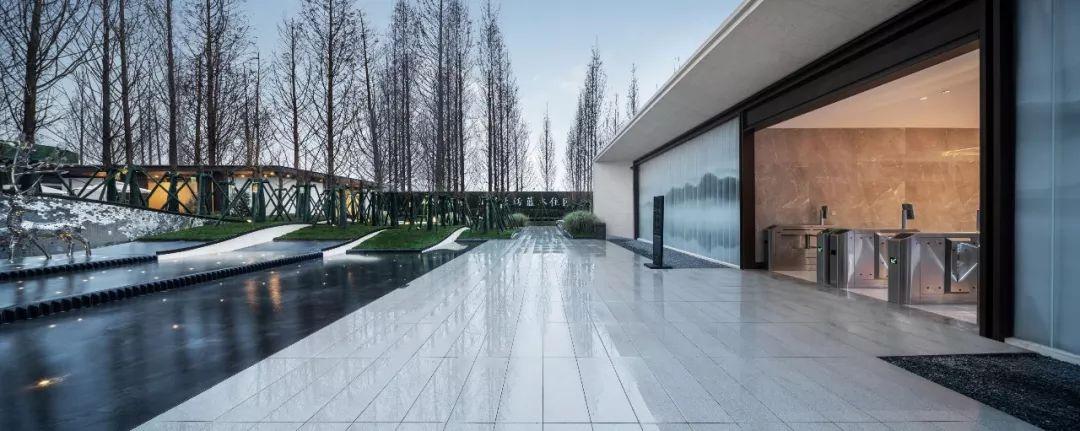 重庆金科·集美东方景观设计 /  致澜景观