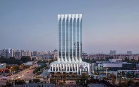 临沂政能国际金融中心建筑letou国际米兰下载 / 出品建筑