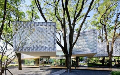 上海谷歌创客活动中心建筑letou国际米兰下载 / 山水秀建筑事务所