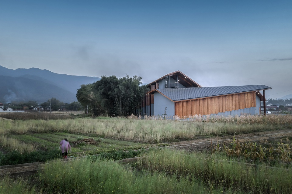 梅州蕉岭棚屋 建筑设计 / 造作建筑工作室