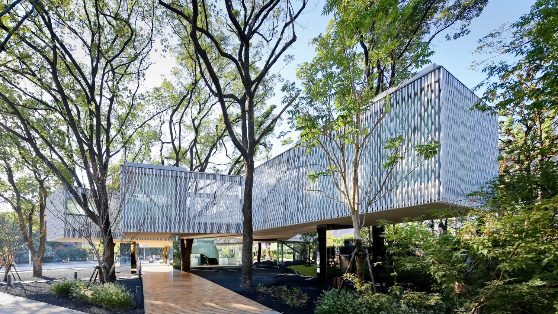 上海谷歌创客活动中心建筑设计 / 山水秀建筑事务所