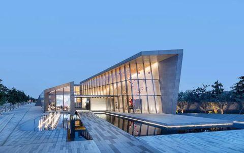 万科温州中心展厅景观letou国际米兰下载 / RDA景观