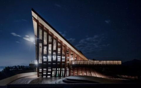 北京凤凰谷山顶艺术中心建筑letou国际米兰下载 / dEEP建筑事务所