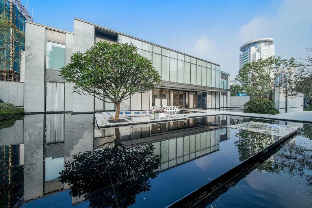 福清融创滨江壹号示范区景观设计 / 普利斯设计集团