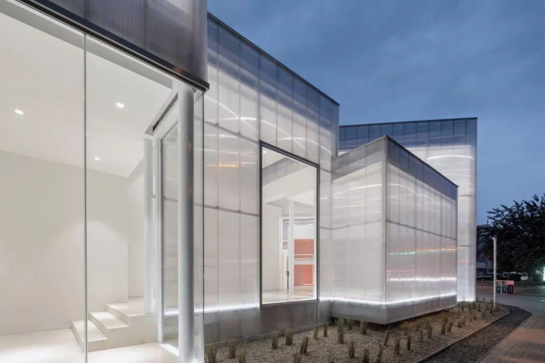 徐州星宿城市公寓售楼处建筑设计 / odd设计事务所