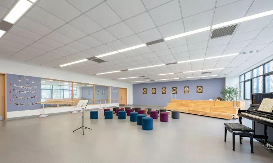 上海师范大学附属实验小学嘉善校区室内设计 / 和立建筑实践 Inclusive Architectural Practice