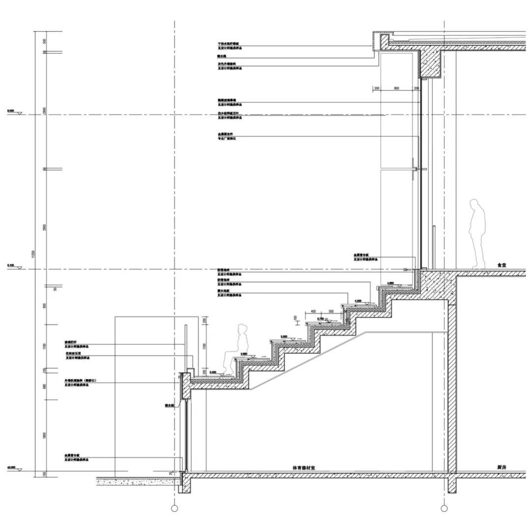 四川眉师附小崇礼校区建筑设计 / ORIA和睿设计