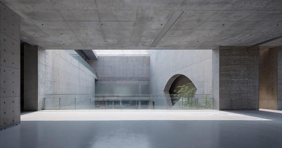 安徽寿县文化艺术中心 建筑设计 / 朱锫建筑事务所