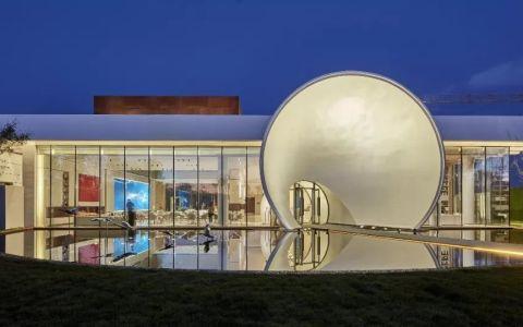 内蒙古乌兰察布万达项目体验中心建筑letou国际米兰下载 / CCDI悉地国际