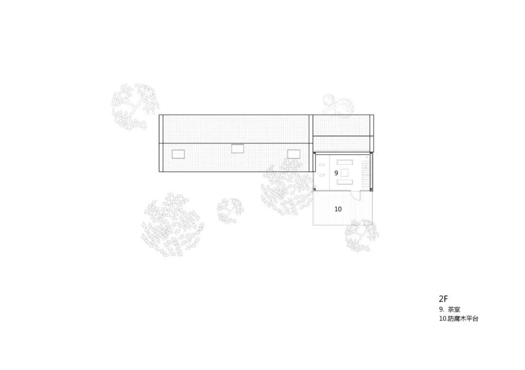 北京花舍山间 民宿建筑设计 / 原榀建筑事务所|UPA