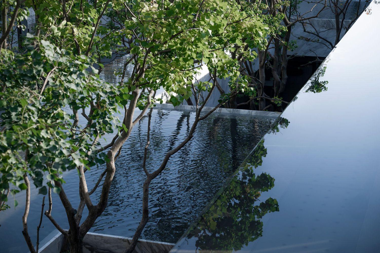 西安融创曲江印景观设计 / 魏玛景观