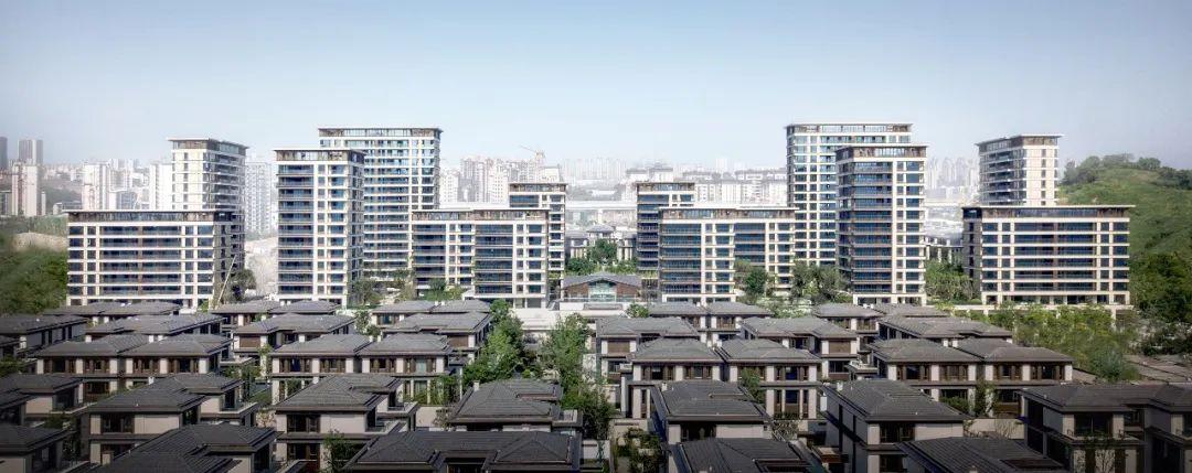 重庆金科·九曲河建筑设计 / 重庆天华