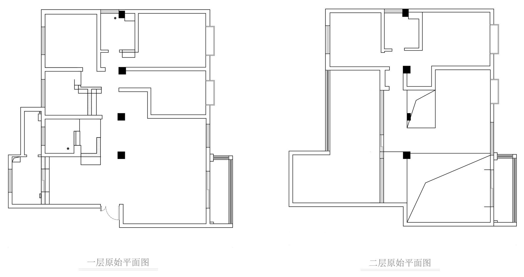 老小区里的大房子 / 平介设计